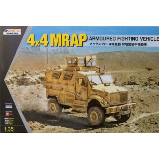 4x4 MRAP AFV