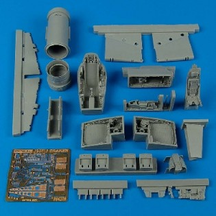 J35F Draken detail set HAS