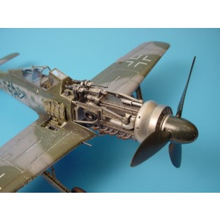 Fw190D gun bay HAS