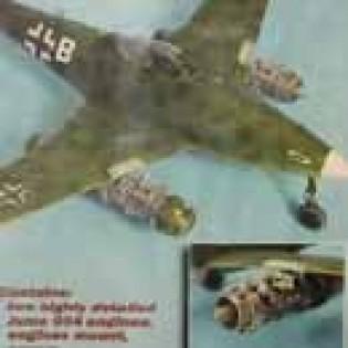 Me262 engine detailing (for Tamiya)