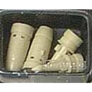 Jumo 004B-1 exhaust nozzles