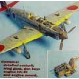 Ki-61 Hien detail set
