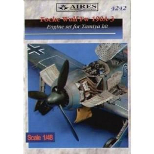 Fw190A-3 engine TAM