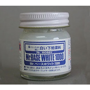 Mr. Base White 1000, 40 ml