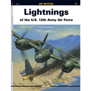 Lightnings of the 12th USAAF