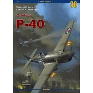 Curtiss P-40 vol. 1
