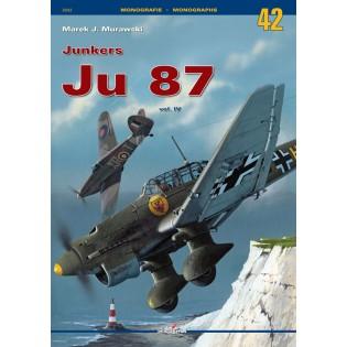 Ju87 Stuka volume 4 incl.bookmark. OUT OF PRINT