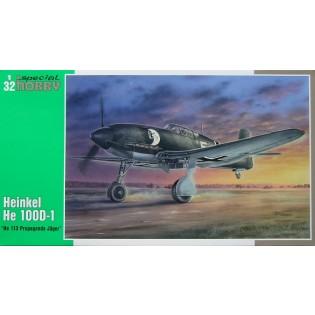 Heinkel He100D-1