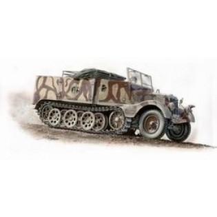 SdKfz 11/4 Nebelkraftwagen