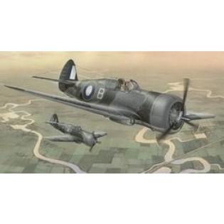 Mohawk Mk.IV Hawk with Cyclone engine