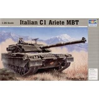 C-1 Ariete MBT Italian