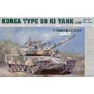 Korean type 88 K1 tank