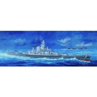 USS BB-59 Massachusets