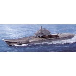 USSR Admiral Kuznetsow aircraft carrier