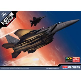 F-15K Slam Eagle ROK Snap Fit
