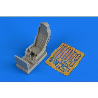 SAAB J29 Tunnan ejection seat (for any 1/48 J29)