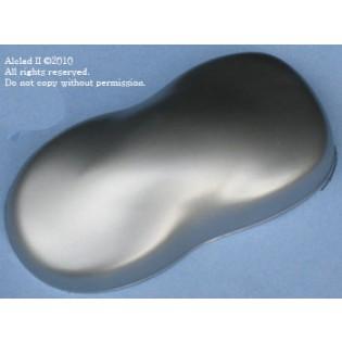 White aluminum metallfärg