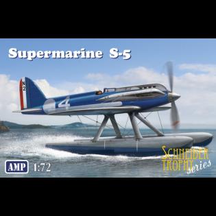 Supermarine S.5 floatplane Schneider Trophy Racer