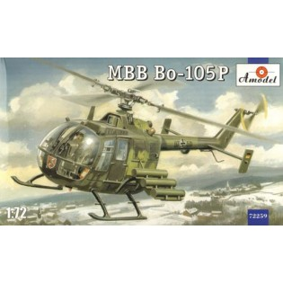MBB Bo-105 Military version