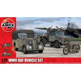 RAF Vehicles