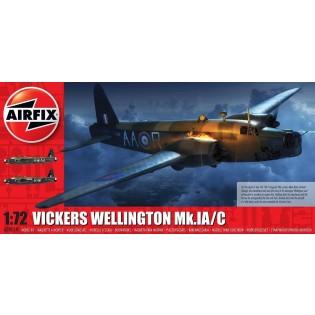 Vickers Wellington Mk.IC NEW TOOL