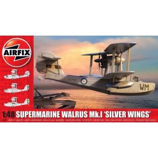 Walrus Mk.I Silver Wings NEW TOOL