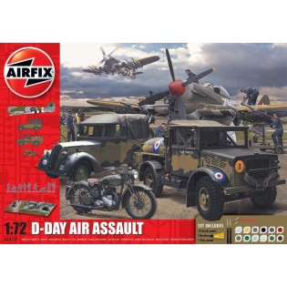 D-Day 75th Anniversary Air Assault Gift Set