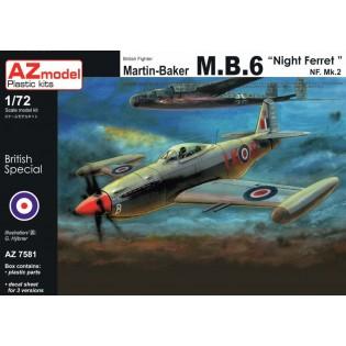 Martin-Baker MB.6 Night Ferret