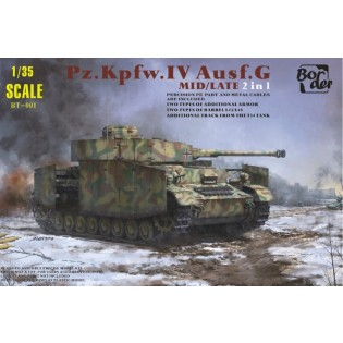 PzKpfw IV Ausf. G SdKfz 161 mid/late