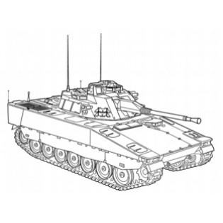 Stridsfordon CV90