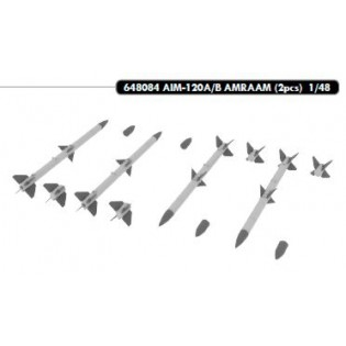 AIM-120A/B AMRAAM (2pcs) Rb99