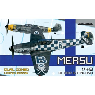 Bf109G-2 Mersu DUAL COMBO LIMITED