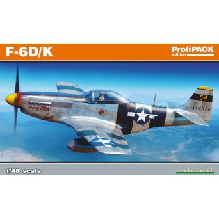 F-6D/K Mustang Profipack