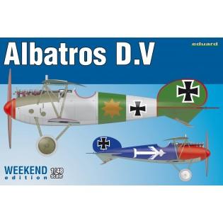 Albatross D.V WEEKEND EDITION