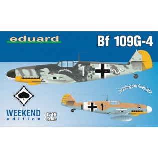 Bf109G-4 Weekend Edition