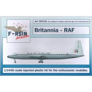 Bristol Britannia - RAF
