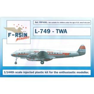 Lockheed L-049/L-749 Constellation - TWA