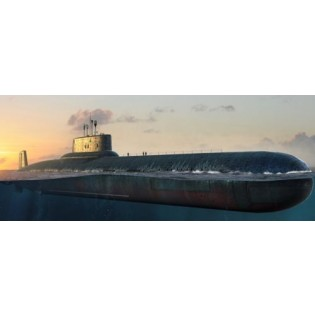Russian Navy Typhoon Class SSBN submarine