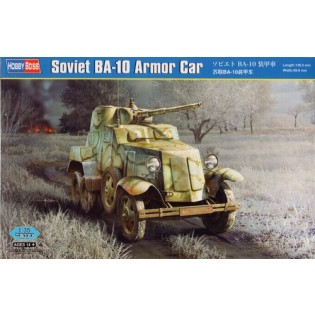 BA-10 Armoured Car