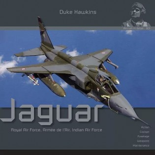 Duke Hawkins: The Sepecat Jaguar