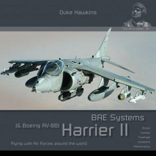 Duke Hawkins: BAE Harrier II & AV-8B Harrier II (Plus)