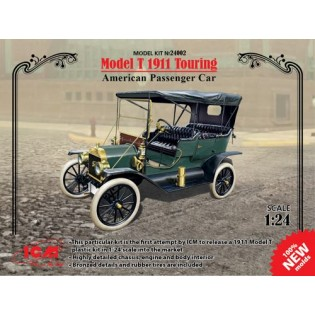 Model T 1912 Touring