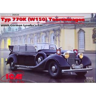 Mercedes Typ 770K (W150) Tourenwagen