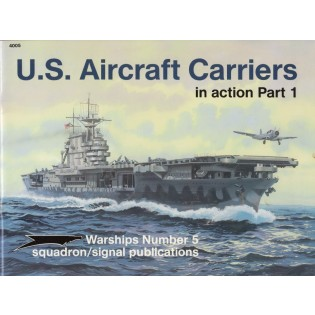 US aircraft carriers in Action part 1