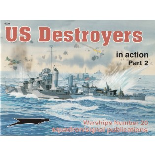 US Destroyers in Action part 2