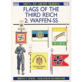 Flags of the Third Reich: Waffen-SS