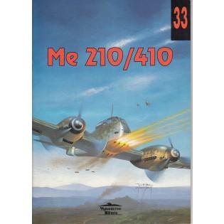 Me210/Me410, Militaria Aviation 33
