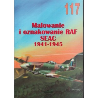 RAF colours in the Pacific, Militaria Aviation 117