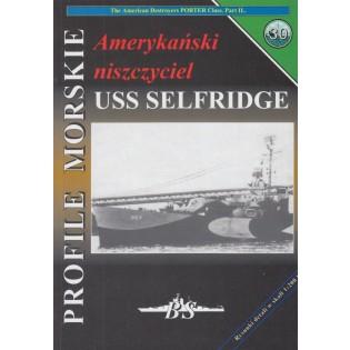 Destroyer USS SELFRIDGE