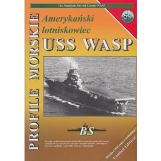 Aircraft carrier USS WASP
